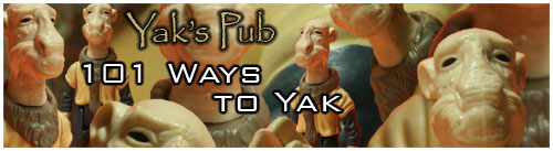 101 Ways to Yak LONG banner