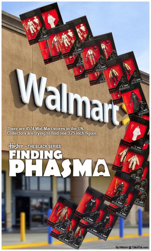 Finding Phasma